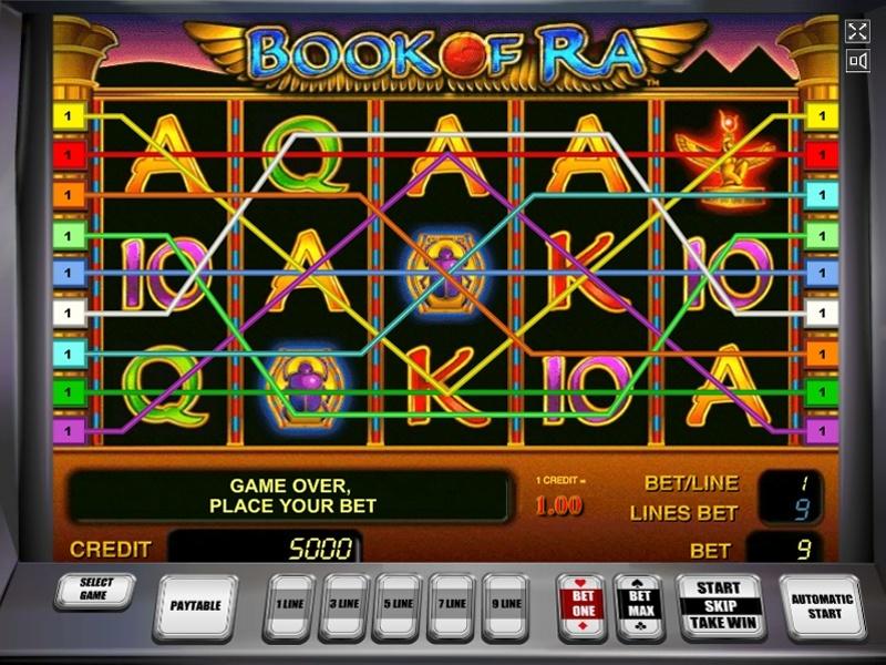 Online Spiel Book Of Ra Kostenlos