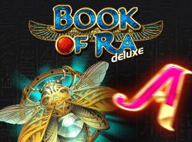 Book of Ra Deluxe Magic kostenlos spielen ohne Anmeldung Demo-Version