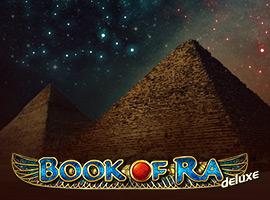 Der kostenlose Video-Spielautomat Book of Ra Deluxe Classic kostenlos spielen ohne Anmeldung